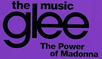 Obal alba Glee: The Music, The Power of Madonna