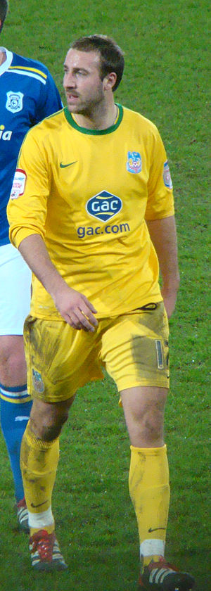 Glenn Murray - Murray playing for Crystal Palace in 2012