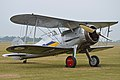 Gloster Gladiator I 'K7985' (G-AMRK) (14120815472).jpg