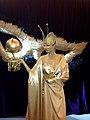 Gold Living Statue (8251429403).jpg