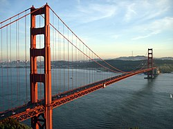 Golden Gate Bridge - Attraction - Golden Gate Bridge