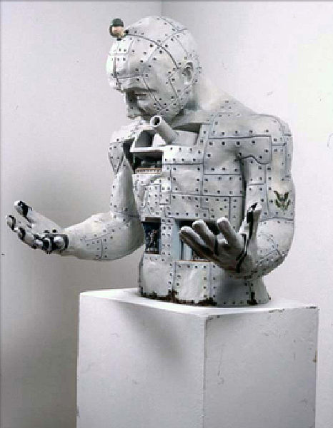 Archivo:Golem Sculpture.jpg
