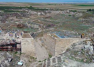 Gordion Capital city of ancient Phrygia