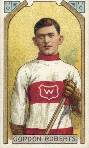 Gordon Roberts (ice hockey) - Image: Gordon Roberts
