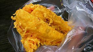 Pisang goreng - Image: Goreng pisang