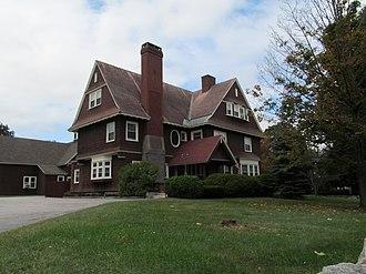 Gov. Frank West Rollins House - Image: Gov. Frank West Rollins House 7887