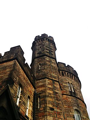 Governor's House, Edinburgh - Image: Governor's House Calton Hill