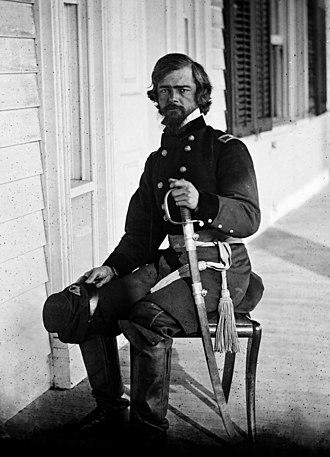 Isaac Stevens - Isaac Stevens during the American Civil War
