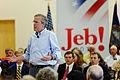 Governor of Florida Jeb Bush at TurboCam, Barrington, NH 1 on August 10th by Michael Vadon.jpg