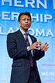 Governor of Louisiana Bobby Jindal at Southern Republican Leadership Conference, Oklahoma City, OK May 2015 by Michael Vadon 09.jpg