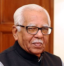 Governor of Uttar Pradesh Ram Naik.jpg