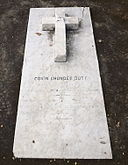 Grave of Govind Chunder Dutt, Toru Dutt's father