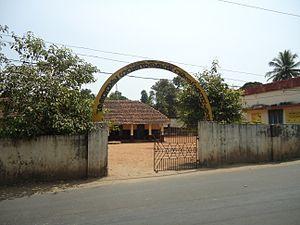 Manjapra - Government School