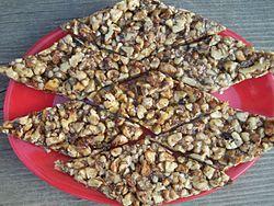 main ingredients nuts usually walnuts honey cookbook gozinaki gozinakiGozinaki