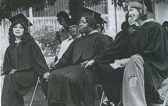 Colegio Cesar Chavez - Colegio graduating class, 1977.