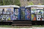 Graffiti on train in Nafplio (2).jpg