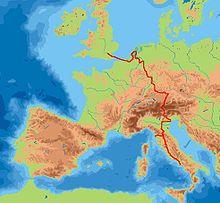 Il Grand Tour di William Beckford nel 1780 a7da0985105