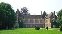 Grandvilliers - Chateau d'Hellenvilliers, XVe, XVIe, XVIIIe et XIXe (ISMH).JPG