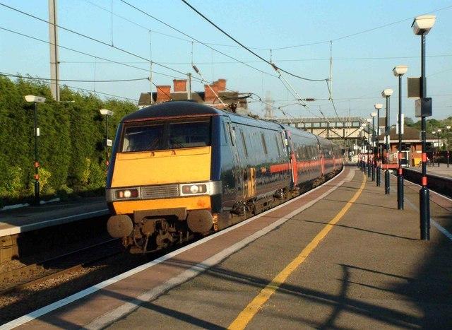 Grantham station - geograph.org.uk - 1663793