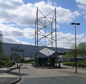Grattan plc - Grattan headquarters in Bradford.