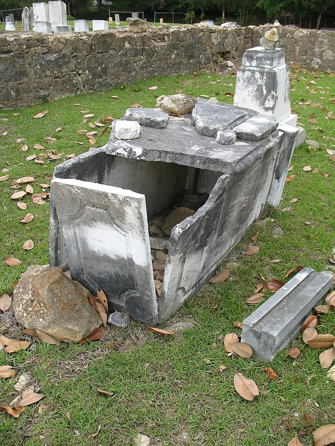 Grave Robbed