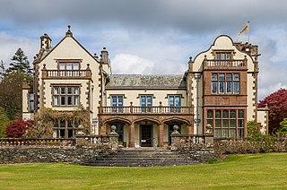 Graythwaite Hall