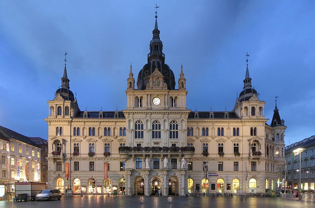 Graz Rathaus (City Hall)