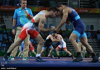 Greco-Roman wrestling at the 2016 Summer Olympics 1.jpg