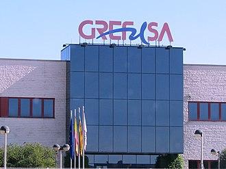 Alzira, Valencia - Grefusa's headquarters.