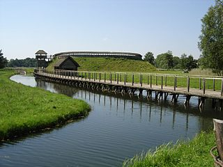 Gord (archaeology) Medieval Slavonic fortified settlement