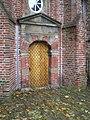 Grote Kerk Leeuwarden poortje.JPG