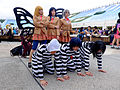 Group Portrait of Prison School Cosplayers at FF26 20150830a.jpg