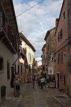 Groznjan Istria alley.jpg