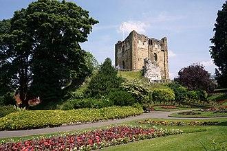 Guildford - Guildford Castle