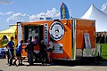 Gulley's Snow 2 Go shaved ice vendor at Campbell County Fair 2019 in Gillette, Wyoming.jpg