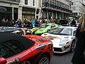 Gumball 3000 start 2006 London 2.jpg