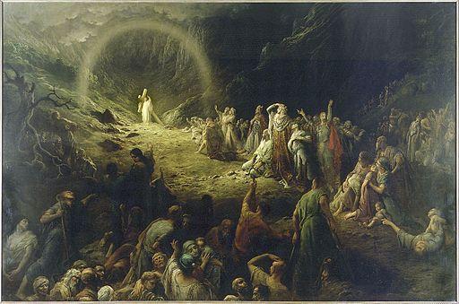 Gustave Doré - La Vallée de larmes