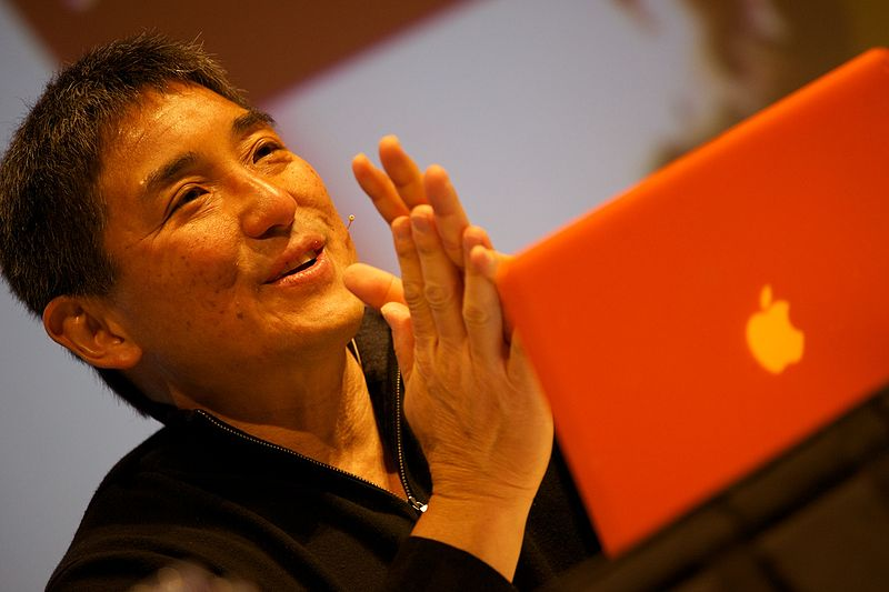 Guy Kawasaki wants you to de-wimp your author brand - image in CC by Eric Solheim