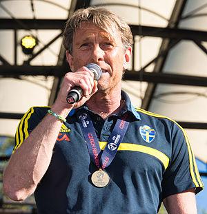 Håkan Ericson - Image: Håkan Ericson in July 2015 3