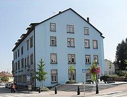 Hégenheim, Hôtel de ville.jpg