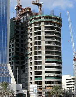 H.H.H. Tower Under Construction on 28 December 2007.jpg