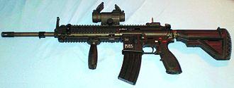 FAMAS - HK416N