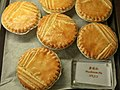 HKCEC 灣仔會展 Wan Chai restaurant 港灣茶餐廳 Harbour Kitchen bakery cakes May-2013 Mushroom Pie.JPG