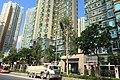 HK 屯門 Tuen Mun 恆富街 Hang Fu Street building facades October 2018 IX2 05.jpg