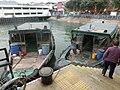 HK 長洲 Cheung Chau San Hing Praya Road Tai Hing Tai Road Dec-2013 ZR2 Public Piers boat parking.JPG