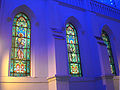HK Immaculate Conception Cathedral Colorful Windows Rainynite a.jpg