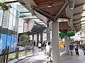 HK TKO 將軍澳 Tseung Kwan O 日出康城 Lohas Park passageway view October 2020 SS2 08.jpg