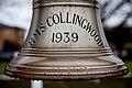 HMS Collingwood Ships Bell MOD 45167705.jpg