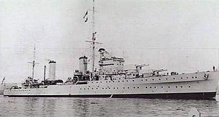 <i>Arethusa</i>-class cruiser (1934)