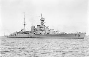 HMS Hood (51) - Wikipedia, the free encyclopedia